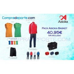 Pack Asioka Basket