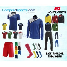Pack Jugador John Smith