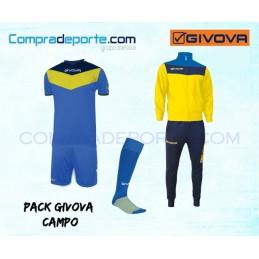 Pack Givova Campo